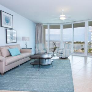 Caribe Resort C308 living room