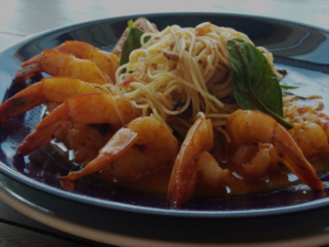 Cobalt the Restaurant Shrimp