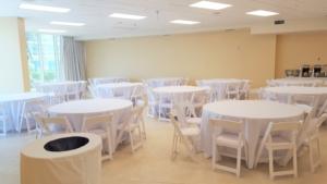 Caribe Resort C100 Event Setup