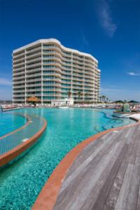 Caribe Resort Upper Deck View