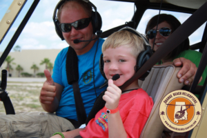 Orange Beach Helicopter tour
