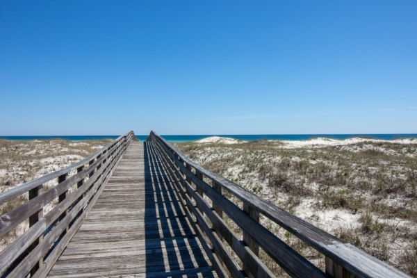 Orange Beach Boardwalk