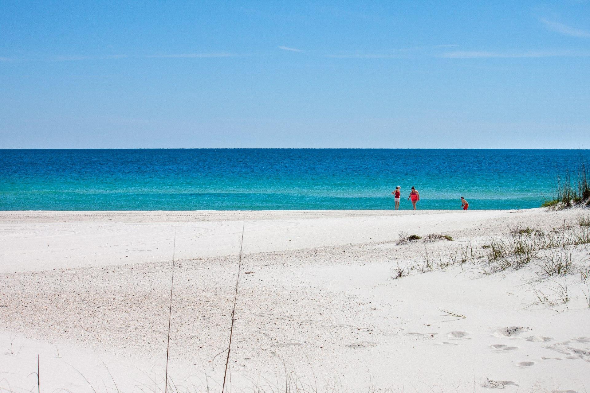 Leave Only Footprints in Orange Beach