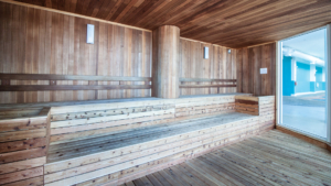 Caribe Resort Sauna