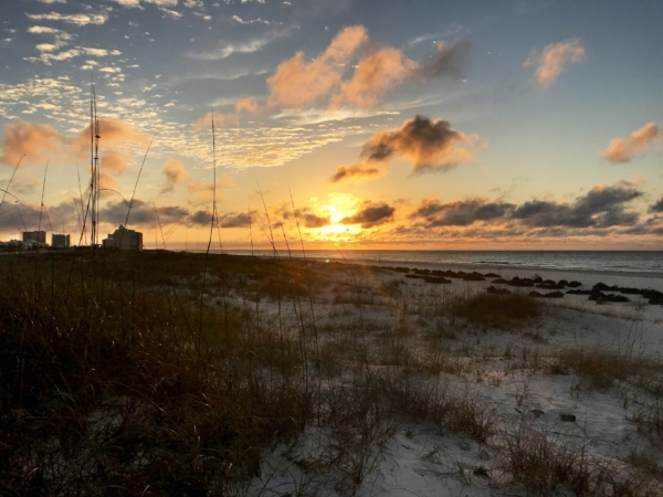Orange Beach Sunrise