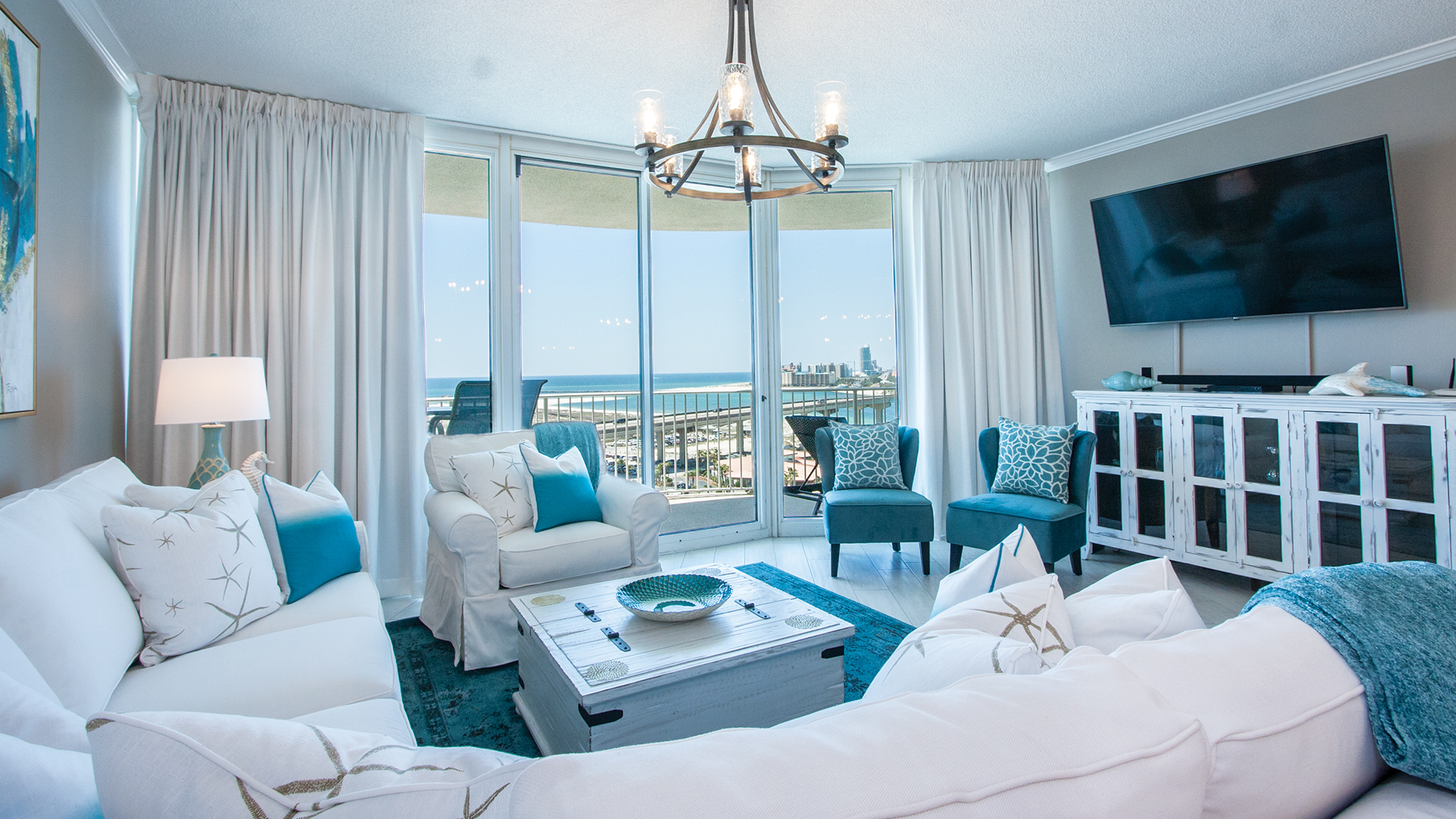 Relax in this Modern Coastal Condo