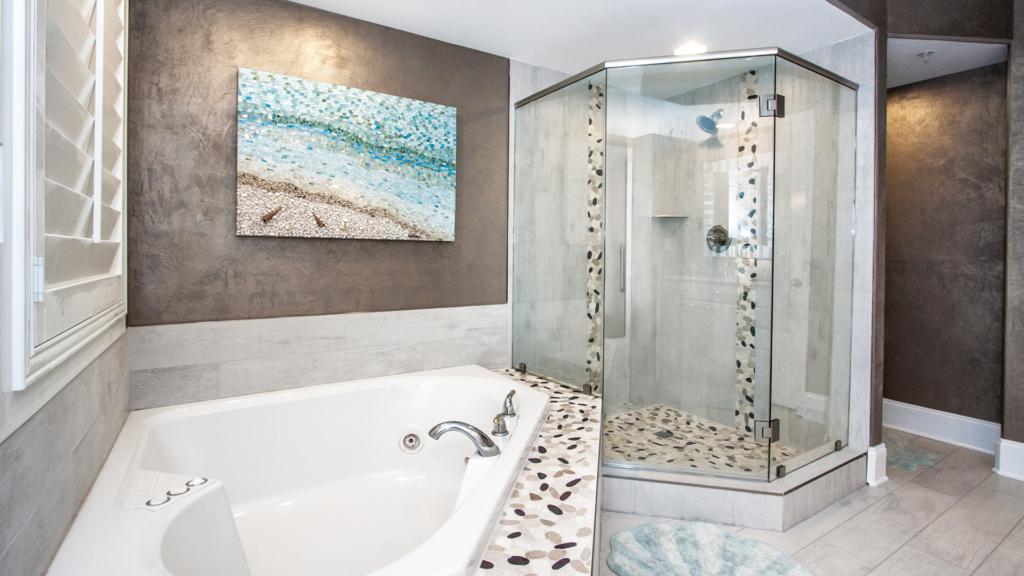Caribe Resort B1116 Master Bathroom Decor