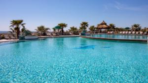 Caribe Resort Tiered Outdoor Pools