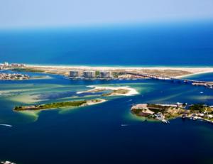 Caribe Perdido Bay
