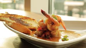 Cobalt The Restaurant Shrimp Dish